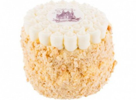 Hazelnootcrème gebak