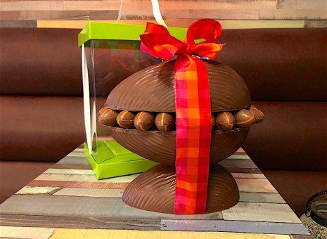 Handgemaakt Chocolade ei