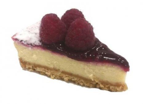 Cheesecake frambozen