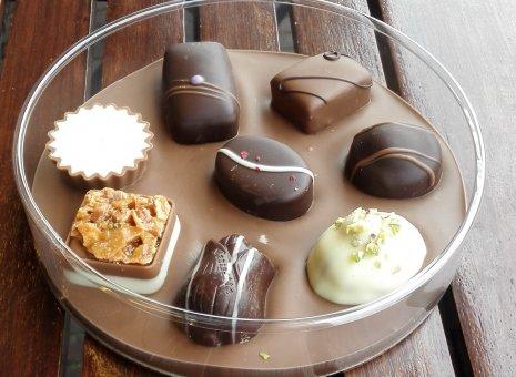 Rondje bonbons