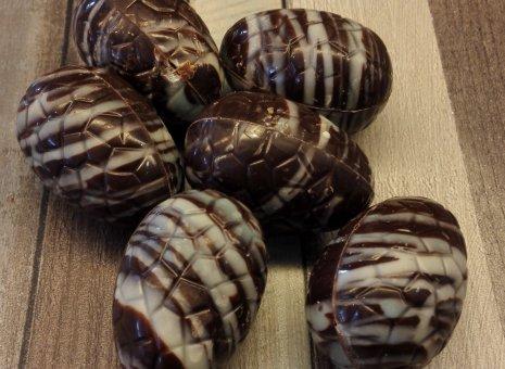Pure cocos paaseitjes