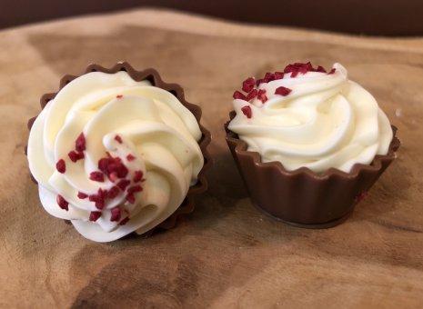 Red velvet bonbon
