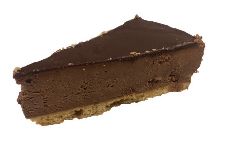 Zachte chocolade mousse puntje