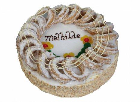 Mathilde taart