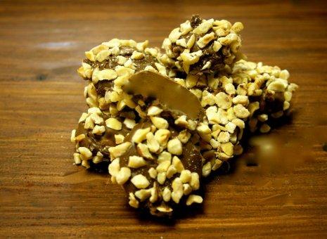 Praliné truffels