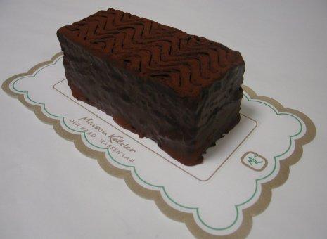 Chocolade truffelschnitt (Maison Kelder)