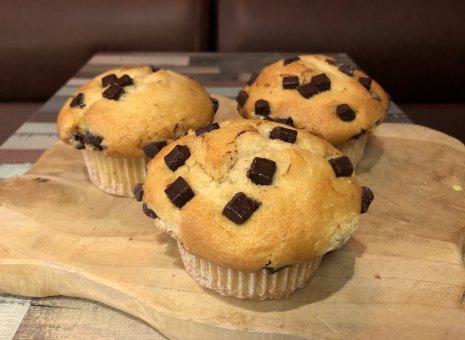 XXL muffins vanille