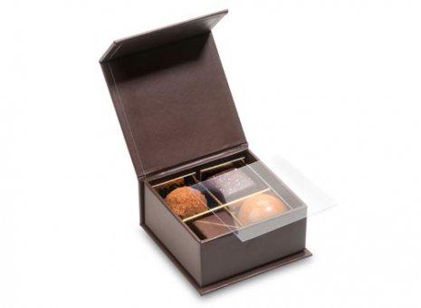 Luxe cadeau Doosje 4 bonbons