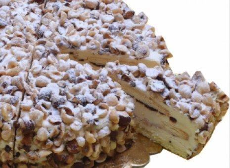 Cake notentaart