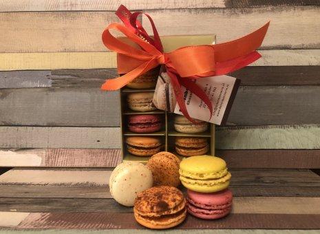 Doosje Macarons 8 stuks