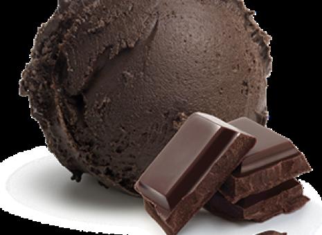 Extra dark chocolade roomijs