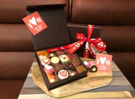 Luxe bonbonbox Valentijn