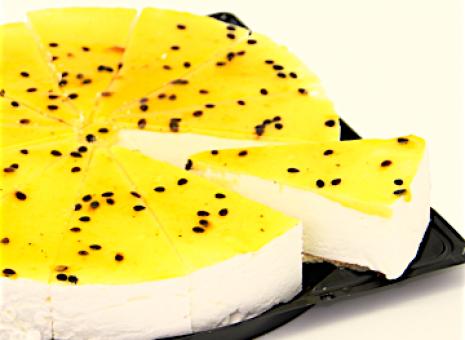 yoghurt passievrucht
